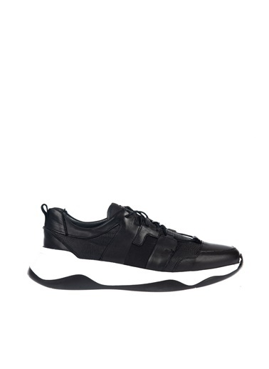 Dr.Flexer 106604 HakıkıDerıErkek Comfort Ayakkabı Sıyah Siyah